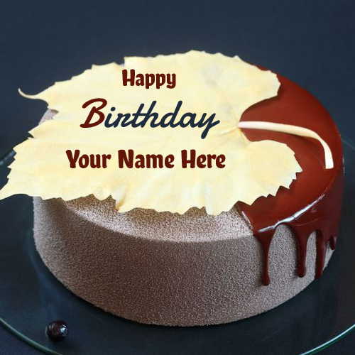 Birthday Cake Image Manju Dmost for