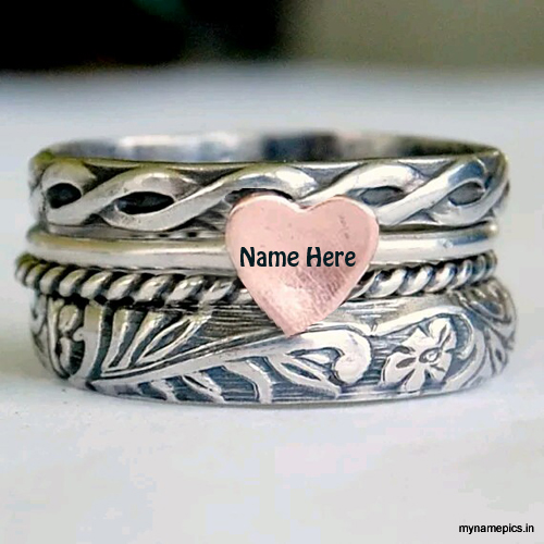 Write your name on Cool heart Bracelets profile picture