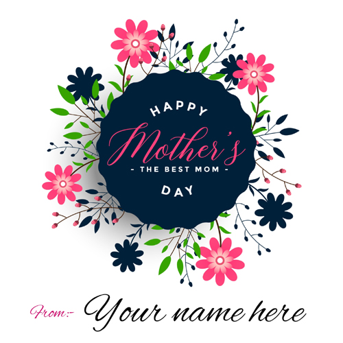 Happy Mothers Day Whatsapp Status With Name