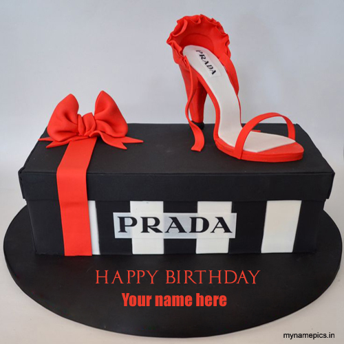 Write name on birthday cake for girl friend pics